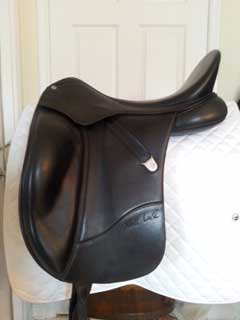 Bates Isabell Werth Saddle