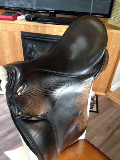 2003 Schlesse JES Dressage Saddle