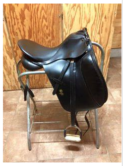 Ridgemount Classic Dressage Saddle